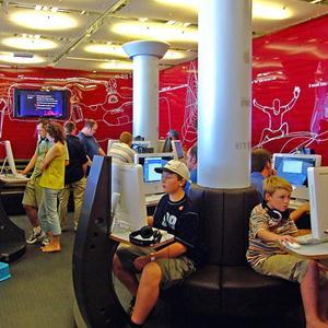 Интернет-кафе Инзера