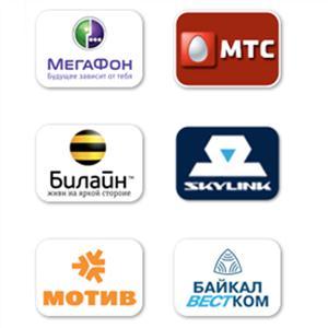 Операторы сотовой связи Инзера