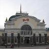 Железнодорожные вокзалы в Инзере