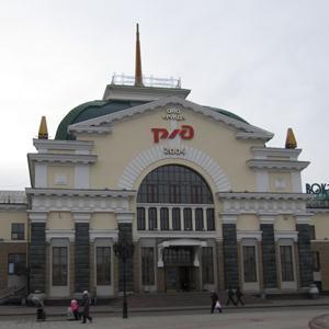 Железнодорожные вокзалы Инзера