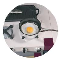 Олимп, бар-бильярдная - иконка «кухня» в Инзере